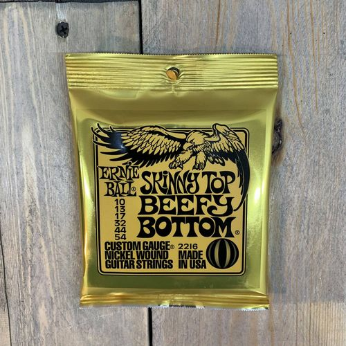 Ernie Ball 2216 Skinny Top Beefy Bottom Electric 10-54